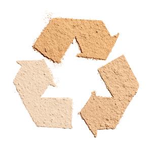 Recyclebare Refills für das Powder Me SPF
