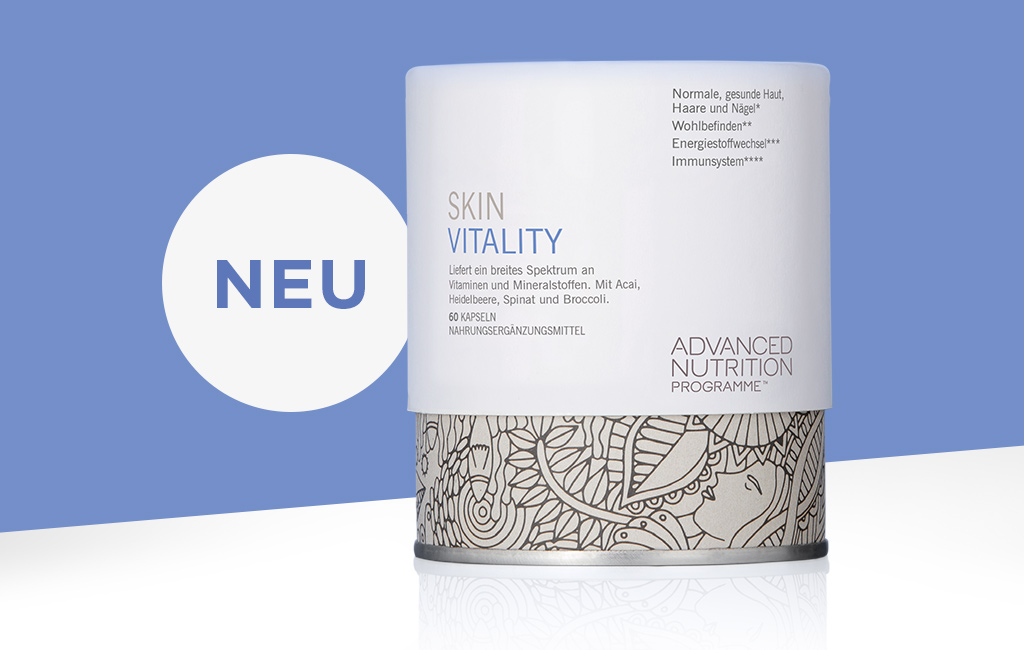 Skin Vitality von Advanced Nutrition Programme