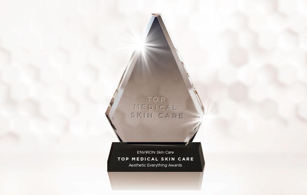 Top Medical Skin Care - Aesthetic Everything Award