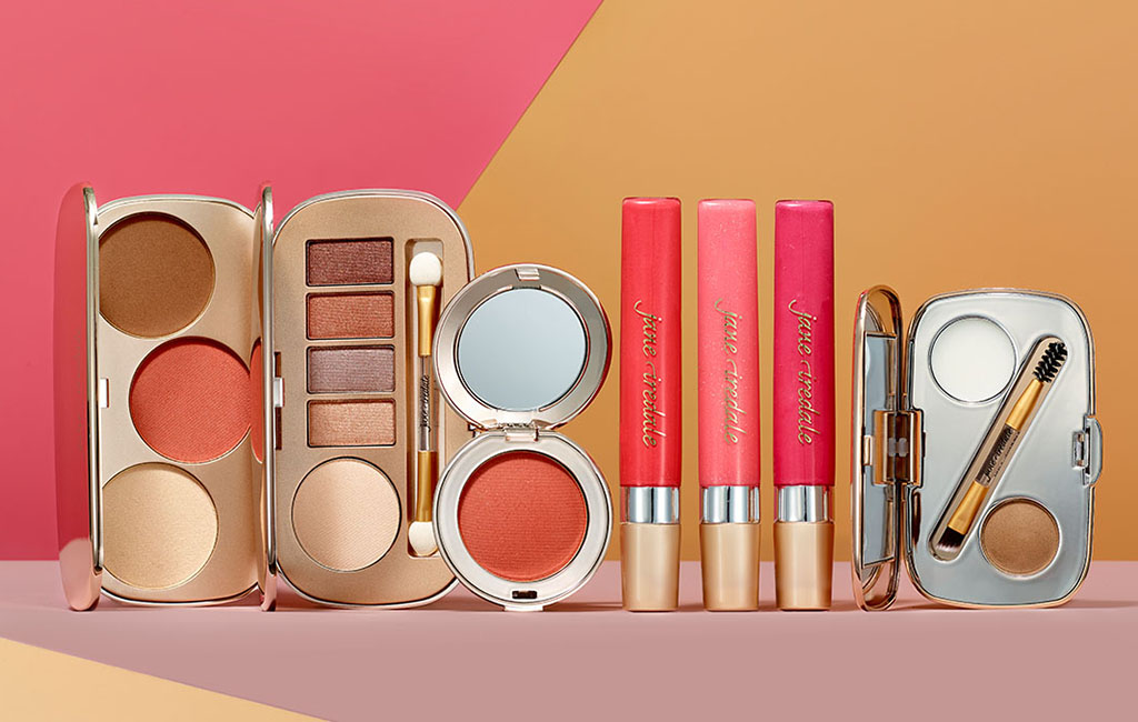 Frühjahrskollektion jane iredale THE SKINCARE MAKEUP