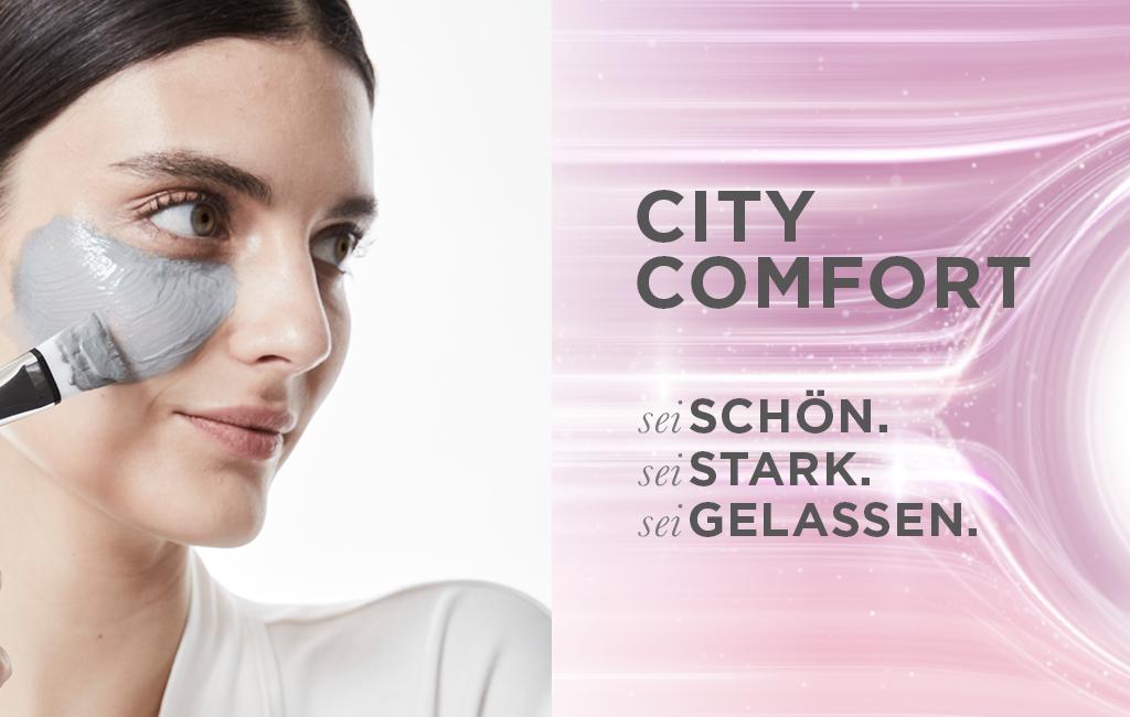 City Comfort mit ENVIRON Skin Care