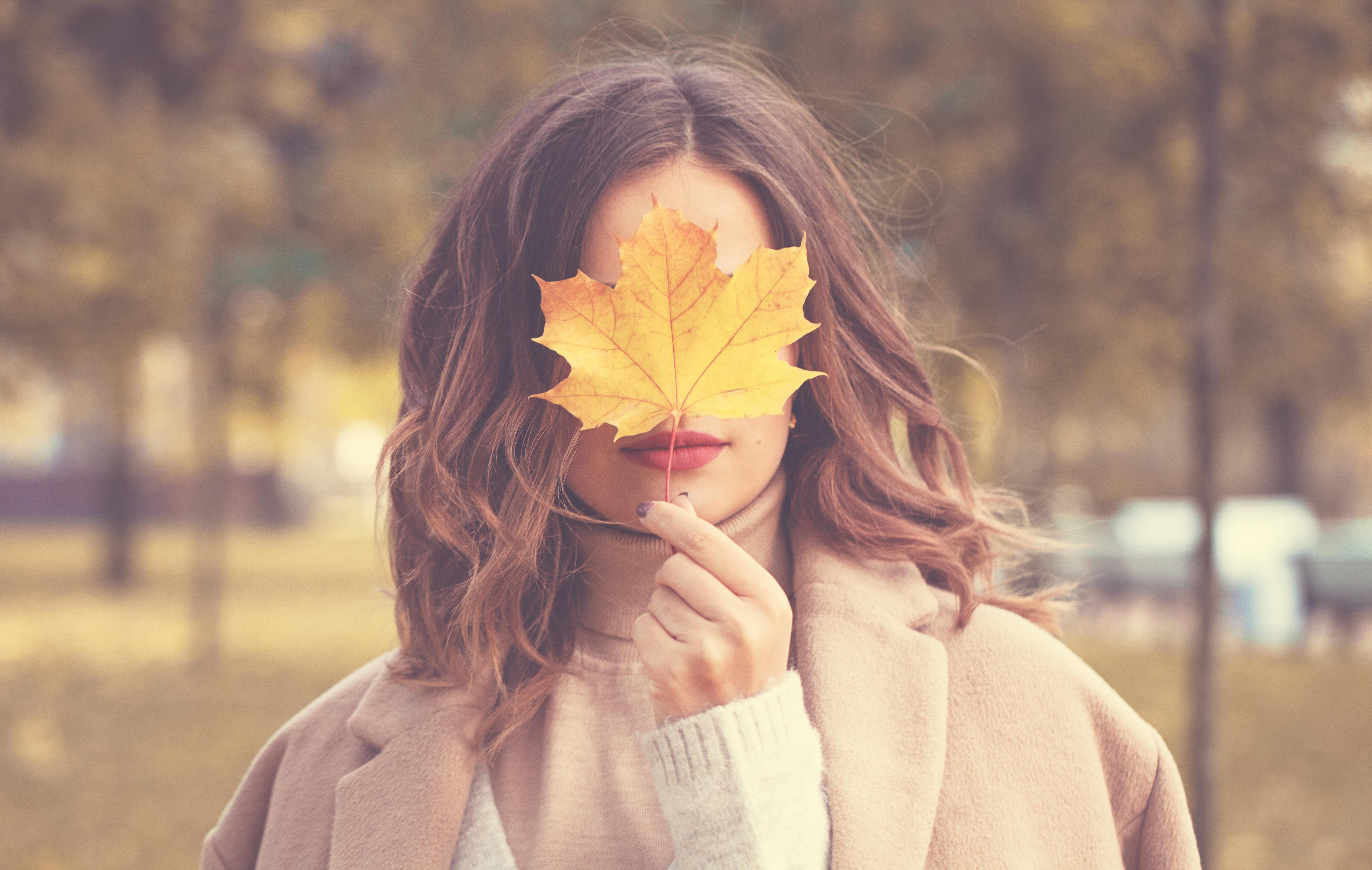Hautpflege Herbst und Winter
