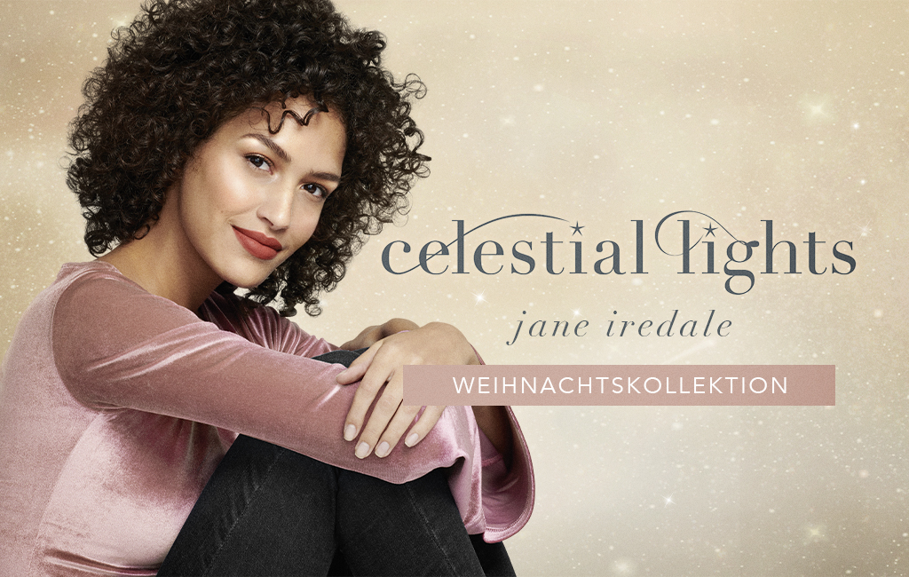 Weihnachtskollektion jane iredale THE SKINCARE MAKE-UP
