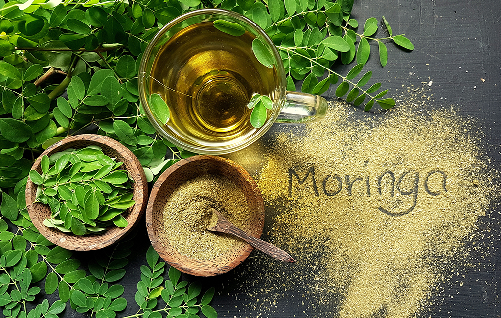 Moringa-Öl für die Haut