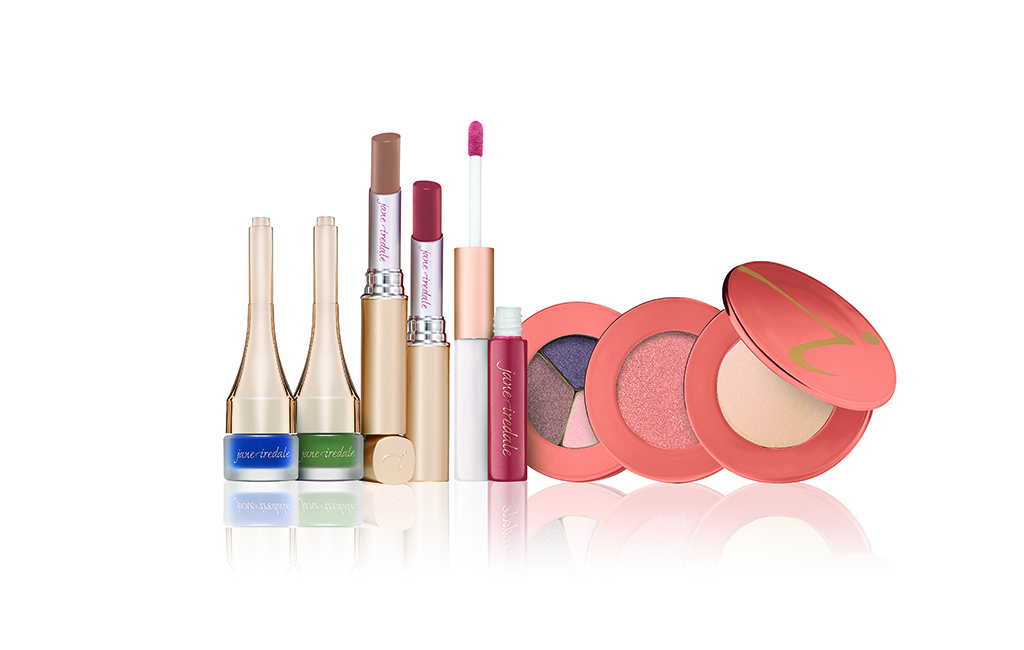 Frühlingstrend jane iredale Make-up