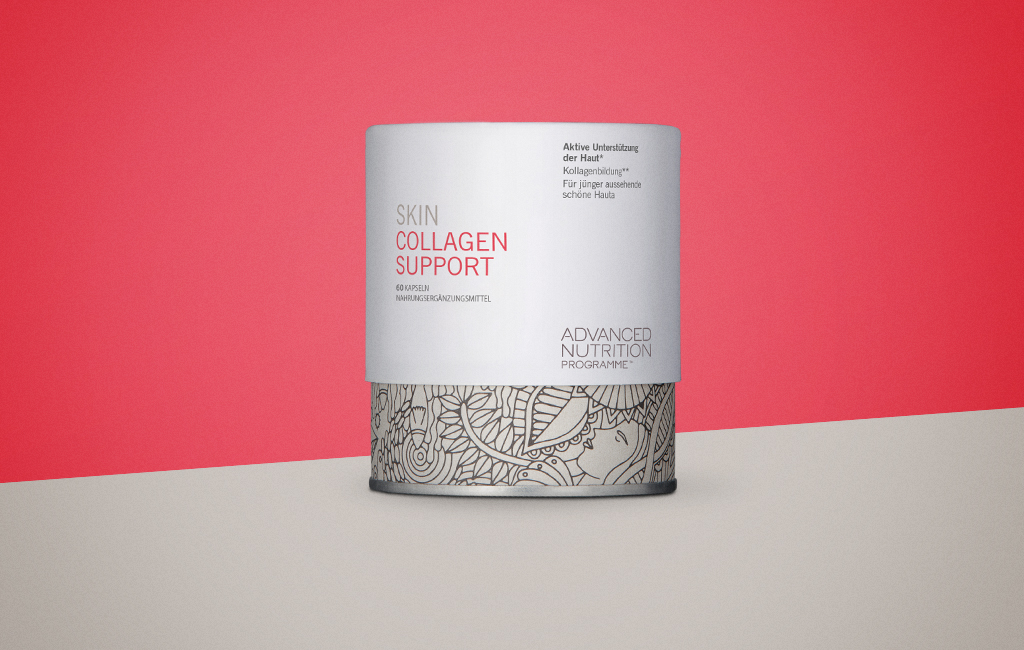 SKIN COLLAGEN SUPPORT von Advanced Nutrition Programme