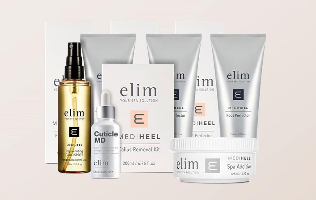 MediHeel von elim Spa Products für gesunde Füße